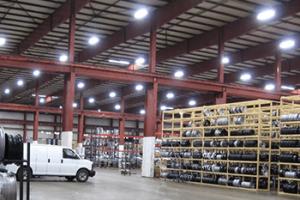 Ứng dụng đèn Led trong công nghiệp