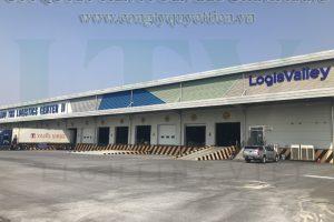 Cung cấp, lắp đặt đèn nhà xưởng cho khách hàng Hàn Quốc ở Yên Phong, Bắc Ninh